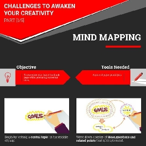 Challenge to Awaken Your Creativity [Part 1]