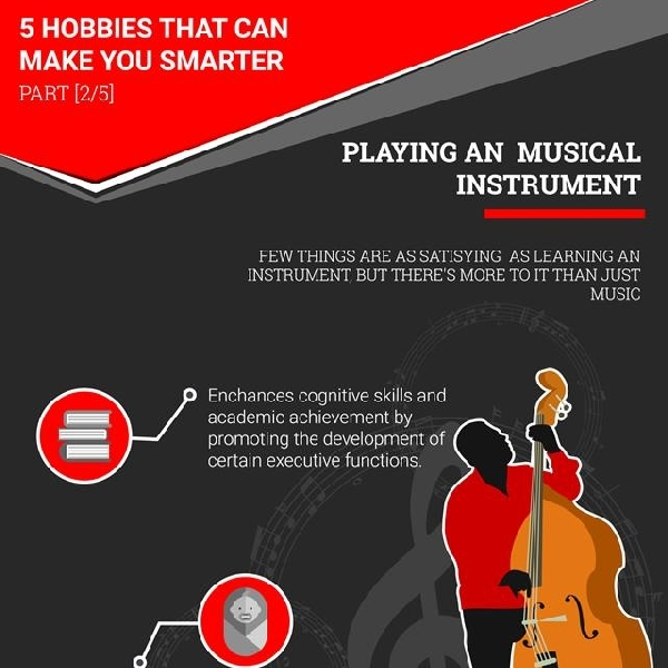 5 Hobbies That Can Make You Smarter [Part 2]