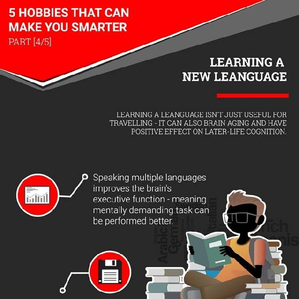 5 Hobbies That Can Make You Smarter [Part 4]