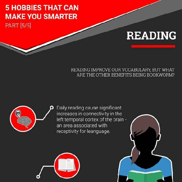 5 Hobbies That Can Make You Smarter [Part 5]