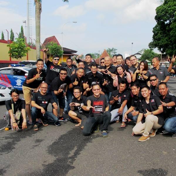 Rolling Thunder Jadi Pembuka Anniversary BCC Banyumas ke-7