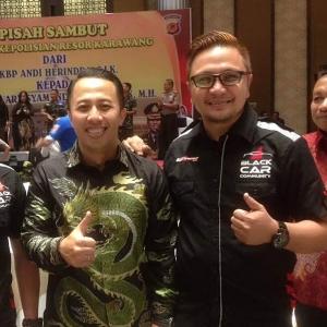 BCC Jalin Kerjasama dengan Kapolres Karawang