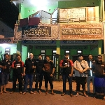 BCC Area Citarum Berbagi Makanan Sahur Keliling Kota Karawang