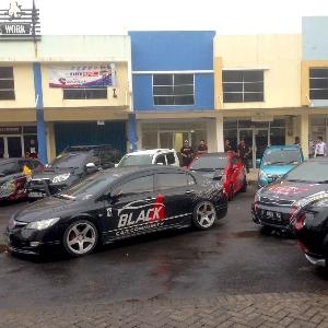 Black Car Community Hadiri Kopdar Akbar Jilid 3 Paguyuban Komunitas Mobil karawang