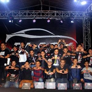 Didapuk Di Black Resurface, Ini 10 Member Baru BCC Bandung 2017-2018