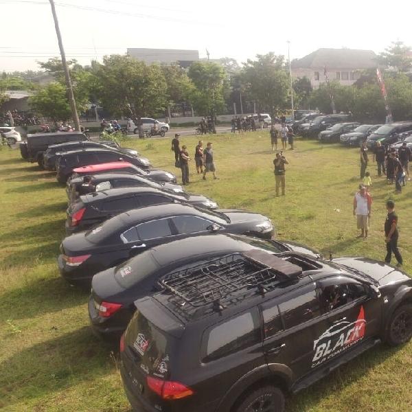 Jambore Nasional Black Car Community Siap Digelar