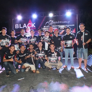 Usung Fun Contest - 212 Black Community Anniversary Sukses di Gelar