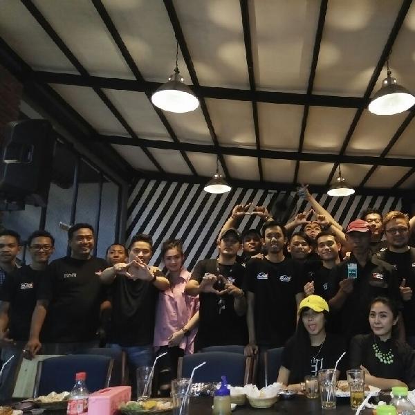 Kopdar 'Black Neighbour' BCC Karawang dan Bekasi