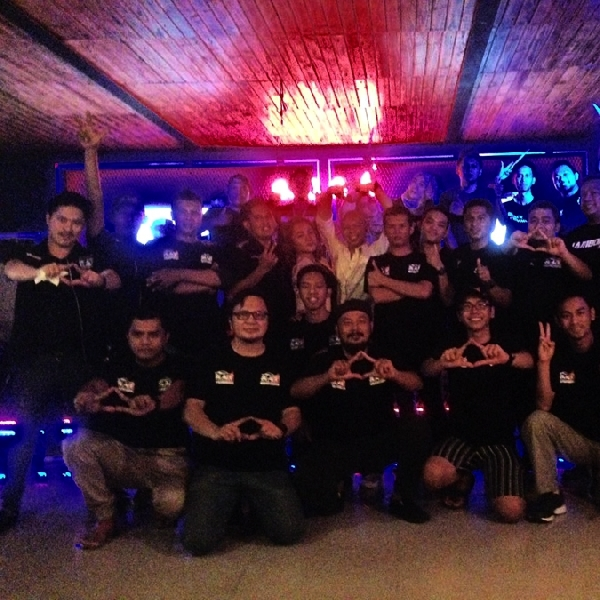 Kopdar 'Black Neighbour Jilid 2' BCC Karawang dan BCC Bekasi