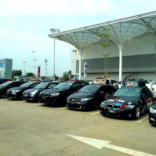 BCC Chapter Karawang Meriahkan Fun Car Contest di Kopdar Akbar Jilid 4