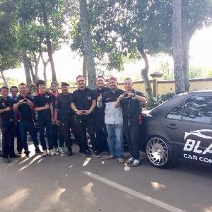 Black Car Community Hadiri Apel Akbar Kebangsaan HARKITNAS 2017