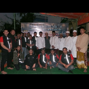 BMC Chapter Jakarta Barat Bukber Bareng 30 Anak Yatim