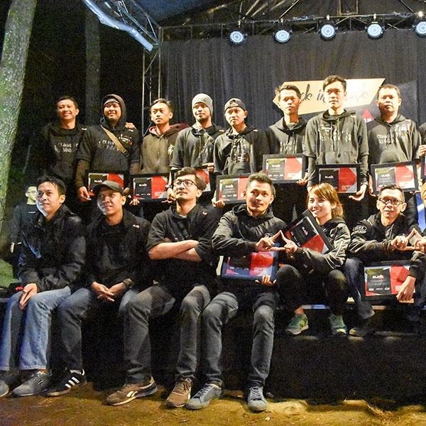 BMC Chapter Tasikmalaya Ikut Serta Memeriahkan Gelaran Community Reunion 2K18