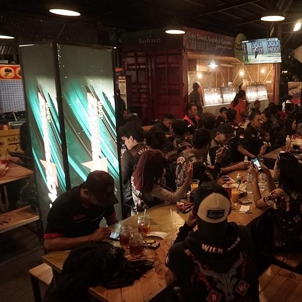 Dihadiri 186 Biker, Final BLACKNATION MEET UP 2018 Bandung Sukses Digelar