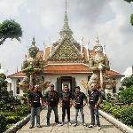 BlackNation Meetup Goes to Thailand Day 3 - Perjalanan mengenal kota Thailand