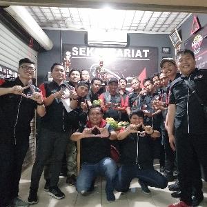 Injak Usia Ke-9, BMC Jakarta Barat Dapat Kado Istimewa