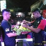 176 Komunitas Motor Ramaikan Ulang Tahun Pertama BMC Sukabumi