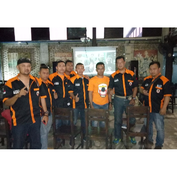 Komunitas Motor Ini Antusias Hadiri BLACKNATION MEET UP 2018 Yogyakarta