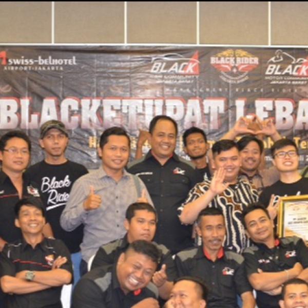 Mempererat Silaturahmi, BMC Jakarta Barat Gelar Halal bi Halal