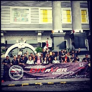 Komunitas BRaVer Jakarta Lakukan Kegiatan Sharing