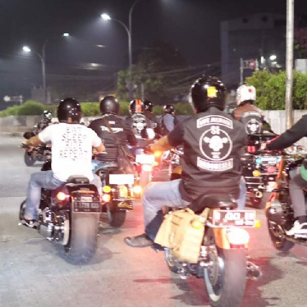 Sportster Indonesia Charity Nite Ride