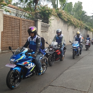 Sunmori Perdana Gi-Joe Keliling Jakarta