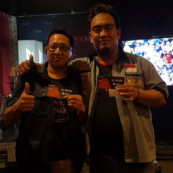Keseruan BLACKNATION MEET UP nonton MotoGP 2017 Silverstone