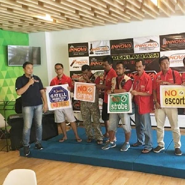 Innova Community Punya Kampanye Gatell