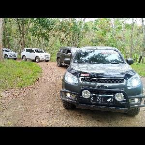 Touring Merah Putih Sejauh 2.445 KM, Komunitas TBZI Gelar Trailblazer Explore Banyuwangi