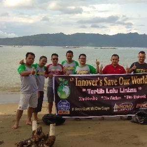 Innova Community Chapter AG Raya Peduli Lingkungan