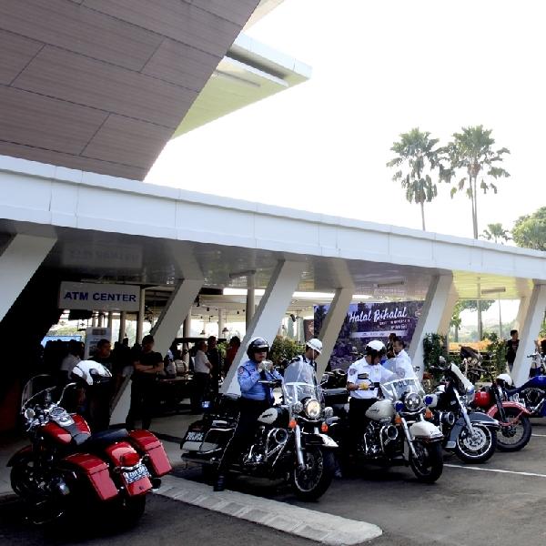H.O.G Jakarta Gelar Halal Bihalal Bareng Ratusan Bikers