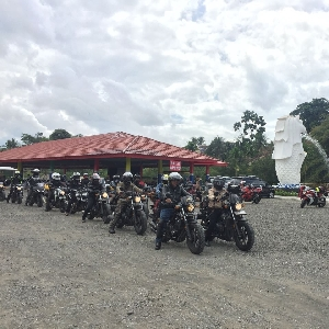 Rider Bigbike Honda Ramaikan Ajang 9th Honda Bikers Day