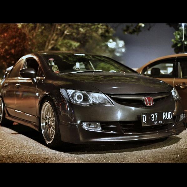 Komunitas Honda Civic FD Purwasuka Resmi Terbentuk