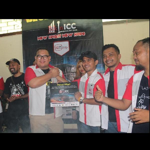 Deklarasi BikinICC, ICC Kini Punya 16 Chapter di Indonesia