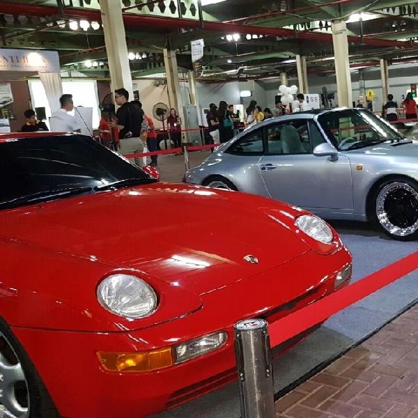 Porsche Club Indonesia Gelar Porsche Classic Festival