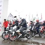 Honda Sonic 150R Owner Indonesia Diresmikan