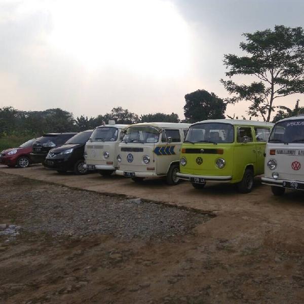 Volkswagen Van Club Perduli Sosial