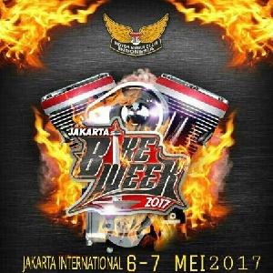 Jakarta Internasional Bike Week 2017 Diundur 6-7 Mei 2017