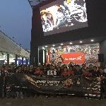 Ratusan Komunitas Honda Nobar MotoGP di Jakarta Fair 2017