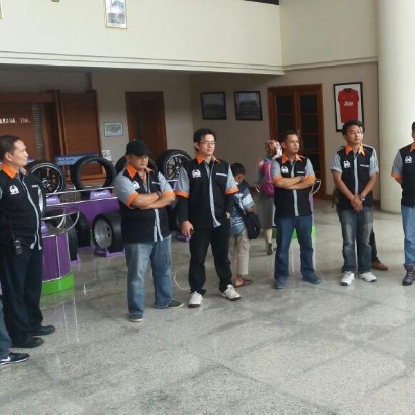 Komunitas Kaskus Rush Terios Visit Pabrik Ban Achilles