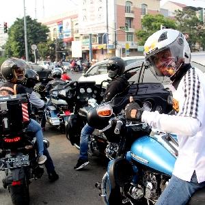 Komunitas MBC Jakarta Lakukan Aksi Sosial di Bulan Puasa