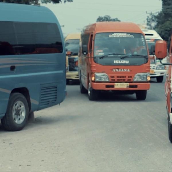 Jambore ISUZU ELF MANIA CINTA INDONESIA Pertama Hadir Di Solo