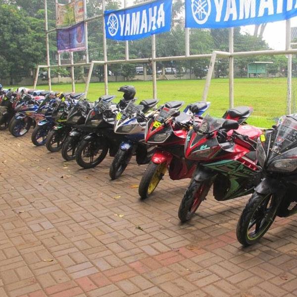 Rayakan Hari Jadi Pertama, Yamaha R Series Indonesia Makin Solid