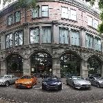 Inaugurasi Aston Martin Club Indonesia