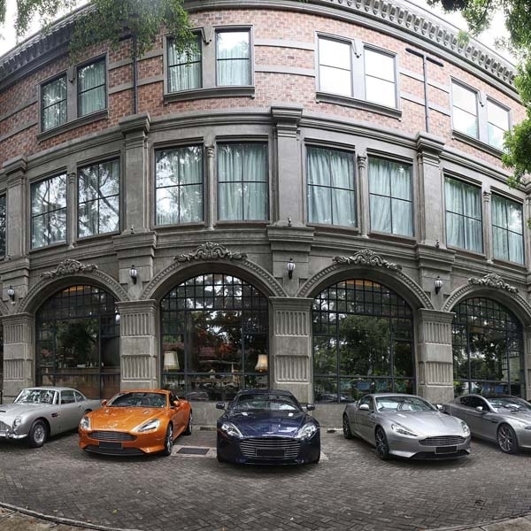 Inaugurasi Aston Martin Club Indonesia