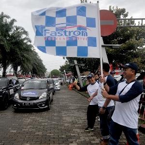 Fastron Weekend Drive-Wadah Kumpulnya Komunitas Mobil