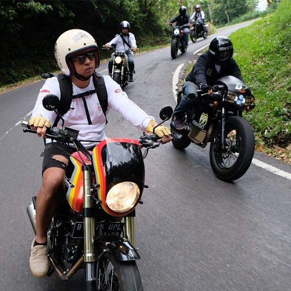 Kemeriahan Indonesia Rider Quest 2018