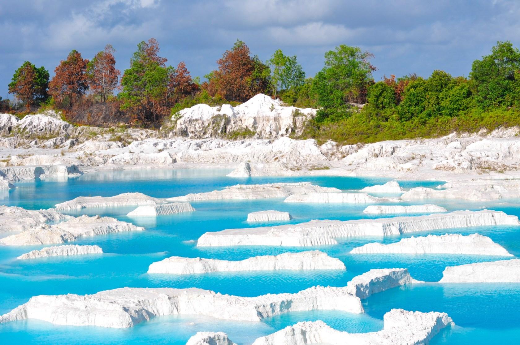 Danau Kaolin, Kerusakan Alam yang Beralih Jadi Pesona Wisata