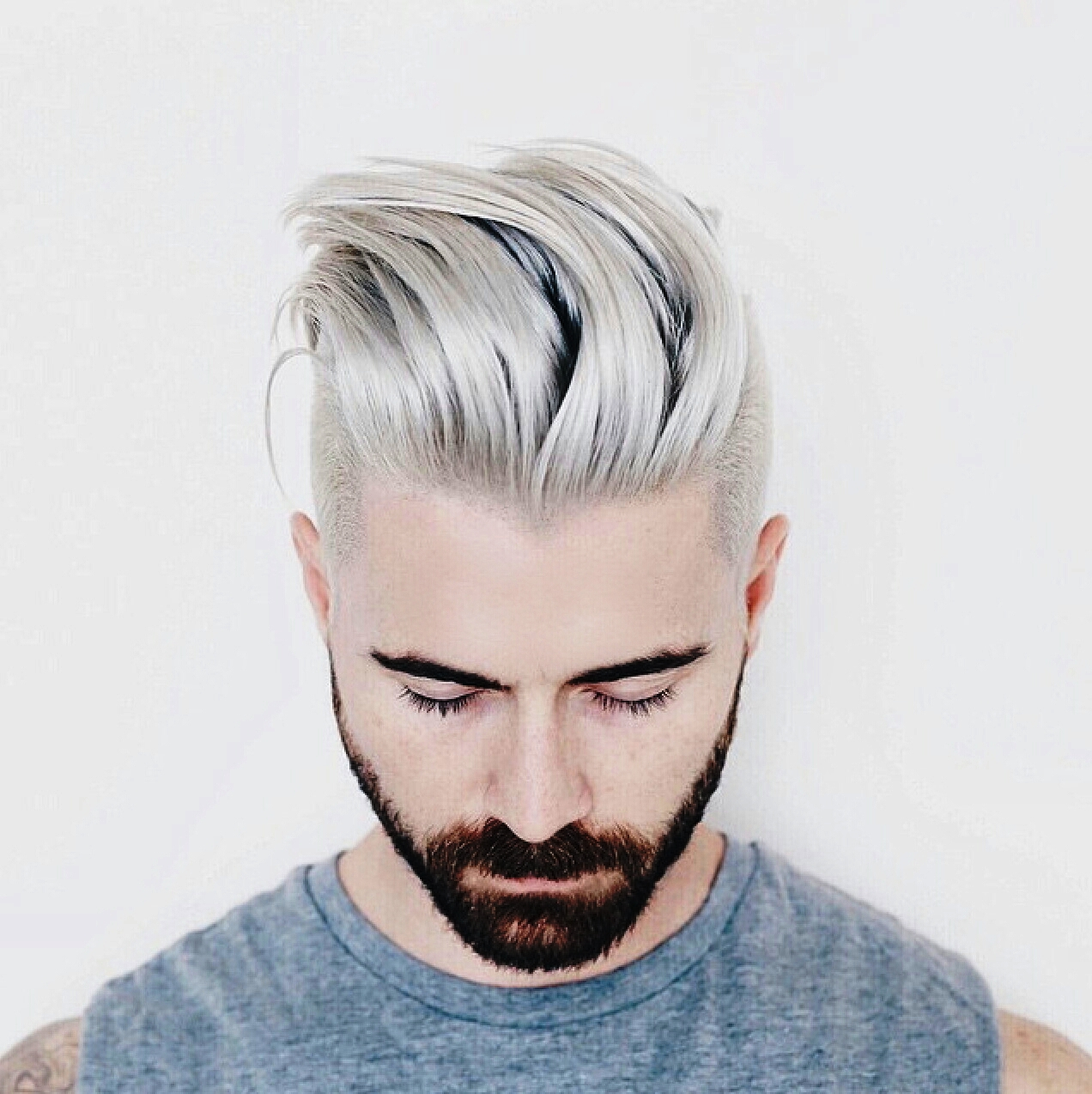 mens hair color trends 2017 - HD1221×1223