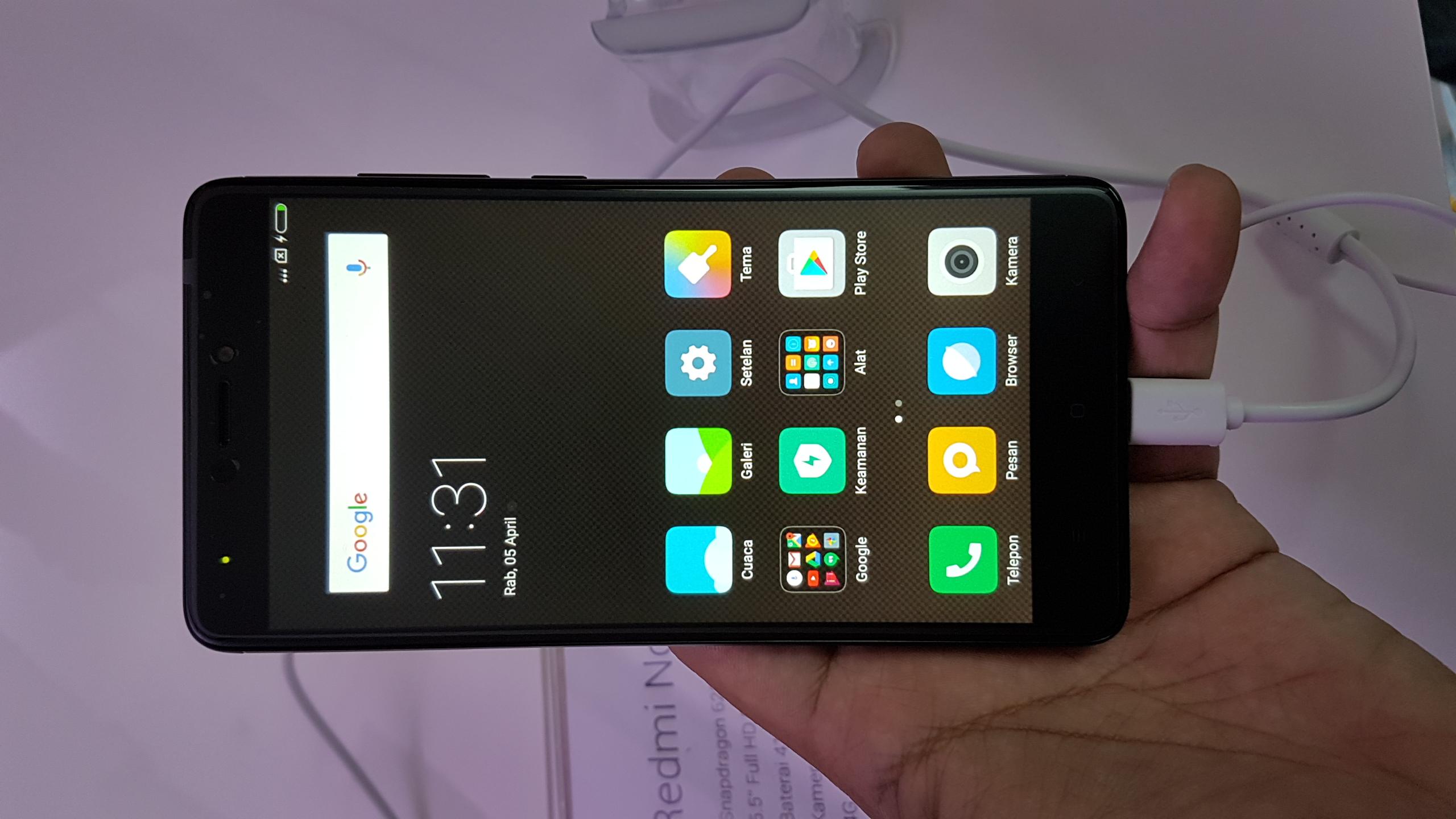Xiaomi Redmi Note 4 Dan Redmi 4X Melenggang Resmi Ini
